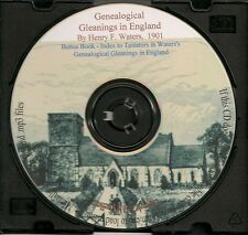 Genealogical Gleanings In England  - Vol. 1 & 2