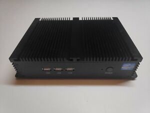 Télétravail ordinateur Intel Core i7 et 8go SSD 120go Windows 10 Wifi fanless