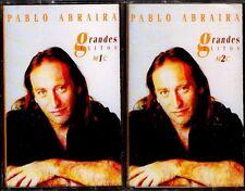 PABLO ABRAIRA - Grandes Exitos - SPAIN 2 x CASSETTE Magna Music 1996 - Gavilan
