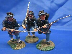 W BRITAIN 17101 UNION IRON BRIGADE - CHARGING TOY SOLDIER SET                 70