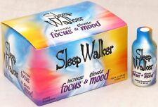 Sleep Walker Shot Focus & Mood Optimizer 12 Bottles Ct Bx 2 oz Shots Sleepwalker