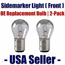 Sidemarker (Front) Light Bulb 2pk - Fits Listed Volkswagen Vehicles - 7528