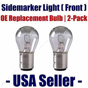 Sidemarker (Front) Light Bulb 2pk - Fits Listed Mercedes-Benz Vehicles - 7528