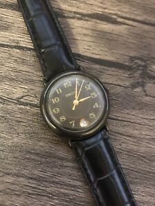 Serviced Raketa Black Watch Soviet Vintage Rocket 2614