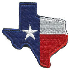 TEXAS MAP TX FLAG USA ARMY U.S. TACTICAL PATCHES MILITARY BADGE HOOK PATCH *06