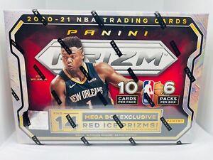 2020-21 Panini Prizm NBA Basketball Mega Box Target Brand New Factory Sealed