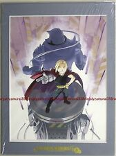 Fullmetal Alchemist Art Collection vol.8 picture w/frame official anime edward