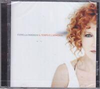 CD + Dvd Box Set FIORELLA MANNOIA - IL TEMPO E L'ARMONIA nuovo sigillato