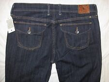 Lucky Brand Sweet N Crop 10/30 Actual Size 33 in. X 24 1/2 Women's Jeans NEW!