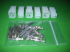 4 Pin Molex Connector Kit 3 Sets With18 22 Awg 093 Pins Free Hanging 0093 2x2