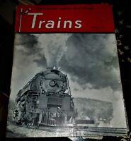 Trains Magazine February 1948 Issue