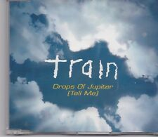 Train-Drops Of Jupiter Promo cd single