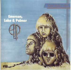 EMERSON LAKE & PALMER - THE BEST OF - CD RARE - ARIOLA - 610207 222 - RFA