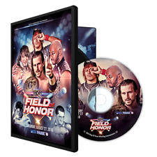 Ring of Honor - Field of Honor 8/27/16 DVD, ROH Adam Cole Naito Jay Lethal