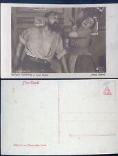Berühmten Persönlichkeiten Ansichtskarten mit Film
