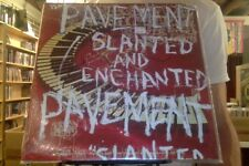 Pavement Slanted and Enchanted LP sealed vinyl reissue