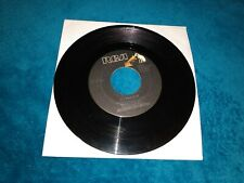Elvis Presley All Shook Up / That's When Your Heartaches Begin Record Vinyl 45