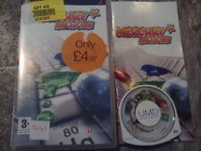 MERCURY MELTDOWN-RARE Sony PSP Gioco
