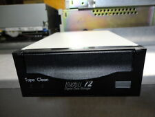 "HP DDS5 DAT72 Internes USB Tape Drive Schwarz Bezel 3.5"" EB625H"