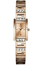 Guess Reloj de Mujer Gee-Lite Rosa Platinado Muy Noble W0200L1 Oferta
