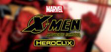HEROCLIX XMEN XAViERS SCHooL All-New Wolverine 036 XID 006 (Weapon X) LOT x 2