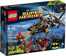 LEGO DC Comics 76011 Batman: Man Bat attack BNIB superheroes villain bat copter
