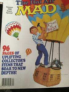 MAD 1988 Summer THE HOT AIR SUPER SPECIAL