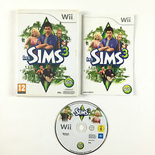 Les Sims 3 Wii / Jeu Sur Console Nintendo Wii et Wii U