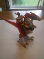 Power Rangers Mystic Force Red Ranger Action Dragon 2006 Bandai