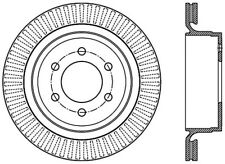 Disc Brake Rotor-Sport Slotted Brake Disc Rear Right fits 2012 Ford F-150