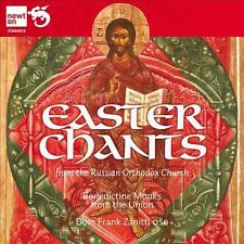 Easter Chants from the Russian Orthodox Church, New Music