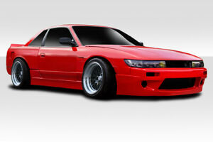 89-94 Fits Nissan S13 Silvia RBS V1 8pcs Duraflex Full Body Kit!!! 113870