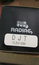 DJT 13.8V 50W Projector Lamp RADIAC BRAND