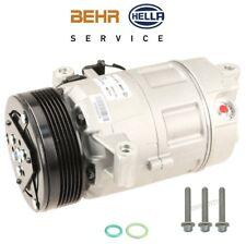For BMW E85 E86 Z4 2006-2008 A/C Compressor w/ Clutch & Bolts Behr Hella Service