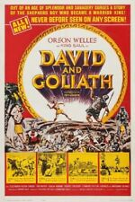 DAVID AND GOLIATH 1960 Action Drama Family Movie Film INSTANT WATCH