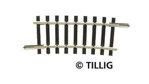 Tillig Bahn 83114 TT Curved Track R24 Radius 353mm  for Tillig Bahn Track