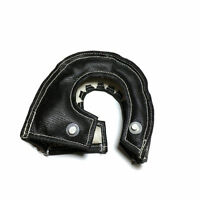 Turbo Blanket Heat Shield Cover Turbocharger T25 T28 T3 GT 25 28 30 32 35 Black
