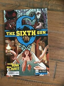Sixth Gun (2010) # 9 NM-  Brian Hurtt Art. Oni Press