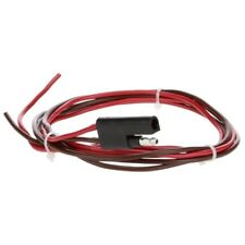 TRUCK-LITE 94811 - Stop/Turn/Tail Plug, 14 Gauge GPT Wire, 2 Position .180 Bulle