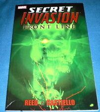 Secret Invasion: Front Line Trade Paperback