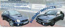 Subaru Impreza Auto Clásico mug.limited Edición. BNIB