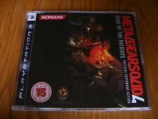 METAL GEAR SOLID 4 PROMO – PS3 (gioco completo promozionale) PlayStation 3