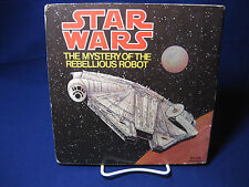 Star Wars Ser. Episode 1: The Mystery of the Rebellious Robot by Star Wars Staff