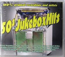 50s JUKEBOX HITS (CD Set) >NEW< Various Artists