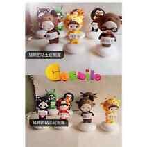 New Running Man SBS Korea Toy Doll Figure Model Resin Kit cosplay 7pcs