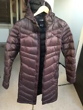 The North Women's Parka Face 700 Goose Down Jacket Coat Taglia S