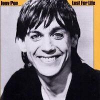 "IGGY POP ""LUST FOR LIFE"" CD NEUWARE"