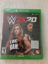 WWE 2K20- Xbox One-Standard Edition- Brand New!