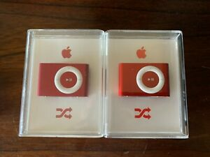 iPod shuffle (PRODUCT) RED