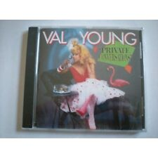 CD Album Val Young(Privates Conversations) 1987 New/Neuf S/S Sealed